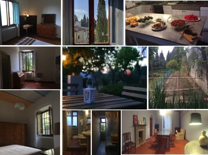 NOT ONLY A ROOM ... - Villa il Baccano                -                Fiesole Firenze
